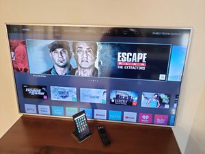 Vizio 50 inch 4K Smart TV HDR with Dolby Vision LED Ultra HDTV for Sale in Edison, NJ