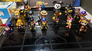 DC Disney GoT metals figures statues for Sale in Lothian, MD