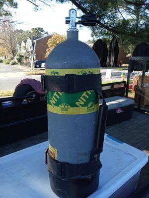 Scuba Diving tank 2400 psi service pressure for Sale in Norfolk, VA