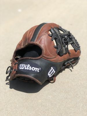 Wilson A2K 1787 11.75 Baseball Glove for Sale in Lancaster, CA