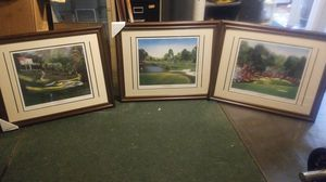 Beautiful glass Golf Course Pictures for Sale in Seminole, FL