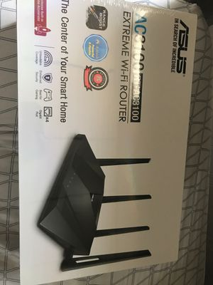 Asus router for Sale in Buffalo, NY