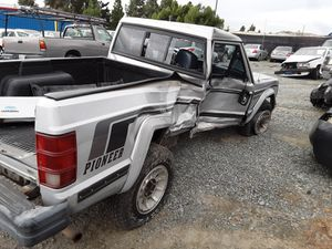 1989 Jeep Comanche Pioneer Truck with 4.0L 6 Cylinder Selling Whole Parts Truck for Sale in Chula Vista, CA