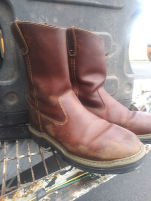 Men's Wolverine Work Boots for Sale in West Valley City, UT
