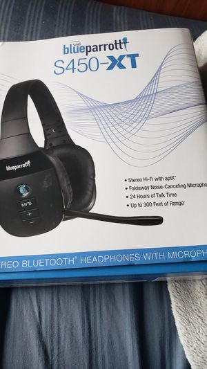 Blue Parrot Bluetooth Headphones for Sale in Haines City, FL