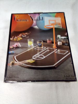 Game Night Basketball for Sale in Pompano Beach, FL