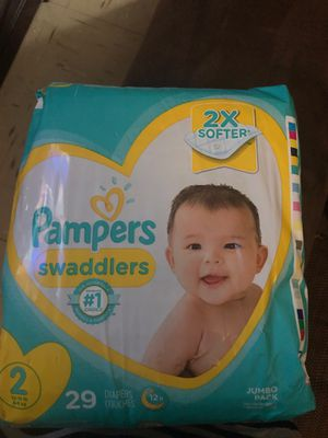 Pampers diapers $10 for Sale in The Bronx, NY