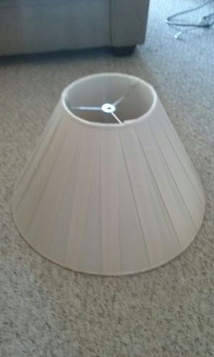2 Lamp shades for Sale in Cambridge, MA