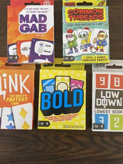 Card Games for Sale in Beaverton,  OR