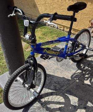 20' NEXT - FREESTYLE BMX bicycle - bicicleta for Sale in Lynwood, CA