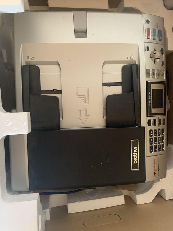 MFC-440CN Brother Color Copier Fax Printer Scanner USB