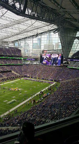 Mn vs Denver Broncos for Sale in Otsego, MN