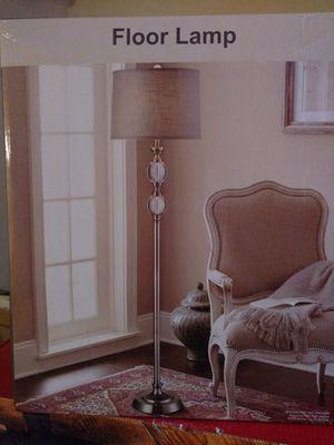 Floor Lamp *New* for Sale in Virginia Beach, VA