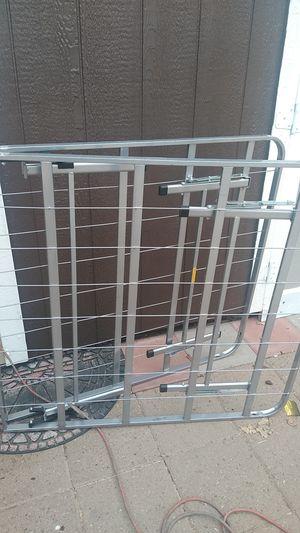 Foldable metal platform bed frame for Sale in Thornton, CO