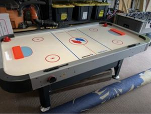 Large SportsCraft Air Hockey Table for Sale in Cary, NC
