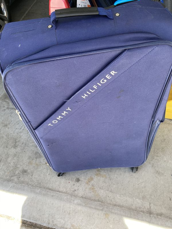 Luggage. Tommy Hilfiger