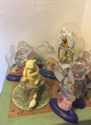 Collection of Winnie the Pooh Collectibles for Sale in Los Angeles, CA