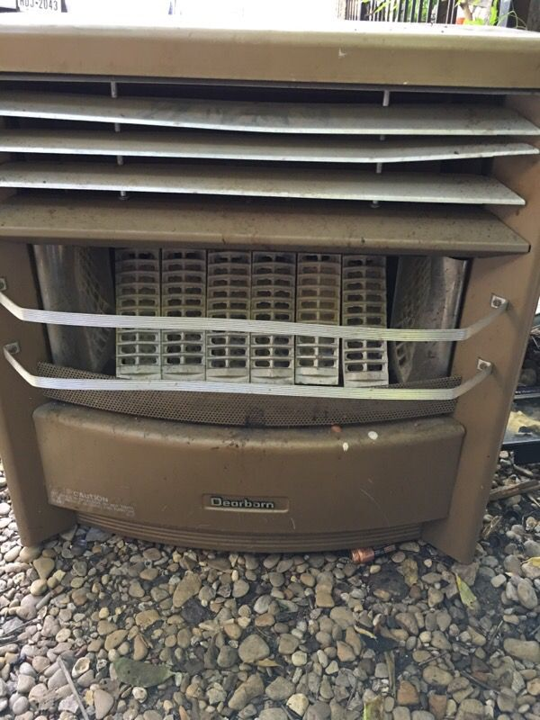 Dearborn Gas Heater