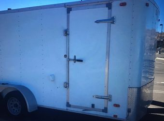 Clean 2014 Cargo Trailer for Sale in Grosse Ile Township,  MI