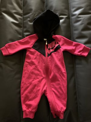 Nike infant body suit for Sale in New Boston, MI