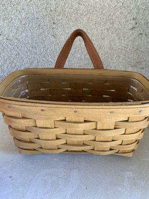 LONGABERGER Basket for Sale in Fresno, CA