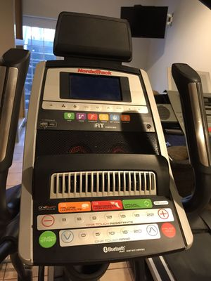 NordicTrack E 9.0 Elliptical used good condition for Sale in Columbia, MD