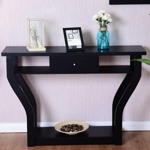 Black Modern Entryway Table for Sale in Phoenix, AZ