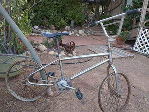 80's stainless steel bike for Sale in Corona, CA