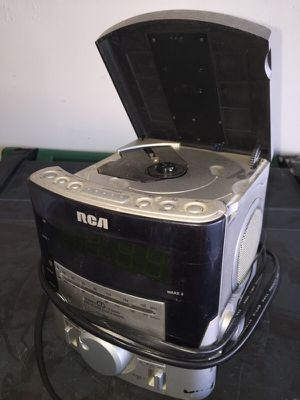 RCA Alarm Clock/CD Player for Sale in Chesapeake, VA