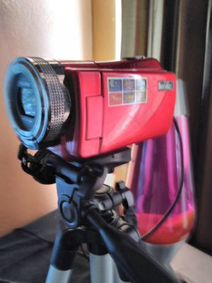 Hd camcorder with stand for Sale in Philadelphia, PA