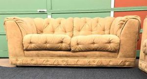 Velvet couch and love seat for Sale in CO, US