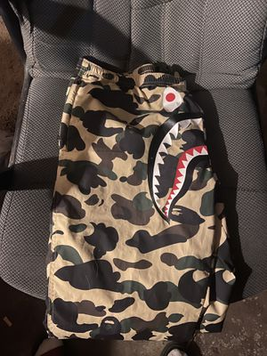 Bape Track Pants for Sale in Everett, MA