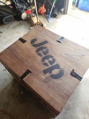Jeep Wrangler Liftkit box for Sale in Lithonia, GA