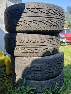 Tires (4 tires) for Sale in Harrisonburg, VA