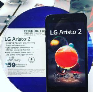 LG ARISTO 2 for Sale in Cuero, TX