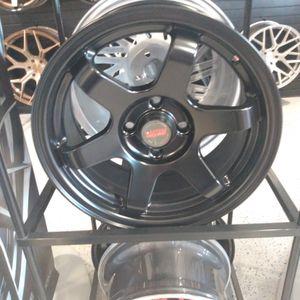 IPW Custom Wheels 15x7 4x100 for Sale in Tempe, AZ