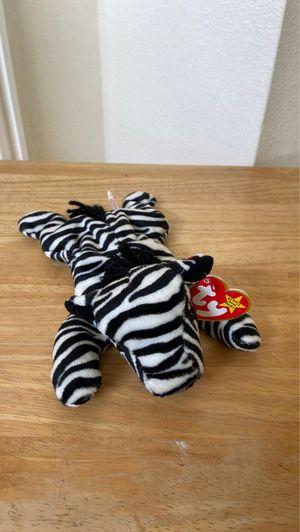 Ziggy 🦓 beanie baby for Sale in Houston, TX