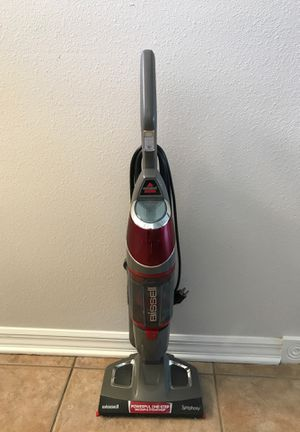 Bissel simphony vacuum and steamer for Sale in Riverview, FL