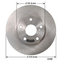 Duralast rotors for 1999 Toyota avalon for Sale in The Bronx, NY