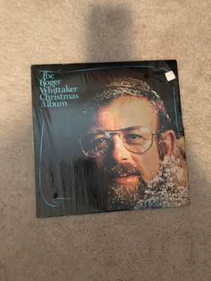 The Roger Whittaker Christmas album, record for Sale in Puyallup, WA