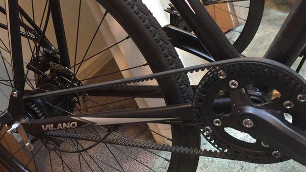 Vilano M size, perfect .disc brakes