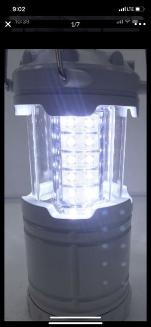 LED lantern light for Sale in Los Angeles, CA