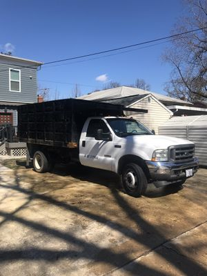 2004 Ford F-450 (6.0 liter Diesel engine) - VERY LOW MILES - 44,700 for Sale in Washington, DC