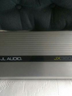 JL Audio 360 * 2 2 Channel for Sale in San Leandro,  CA