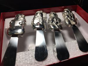 Vintage Wallace Silversmiths Silver plated holiday for Sale in Centerville, GA
