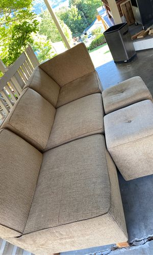 Indoor 5 piece seating for Sale in Manson, WA