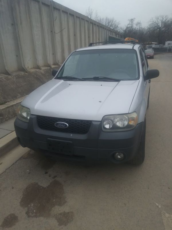 05 Ford. ESCAPE 10WR. XLT. Run Good 160.000
