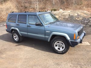 1998 Jeep Cherokee XJ 4x4 129k 1 owner no rot for Sale in East Haven, CT