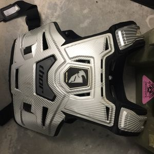 Thor dirt bike chest protector for Sale in Cypress, TX