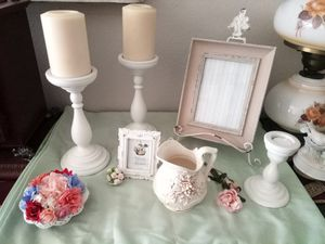 Shabby Chic Home Decor Bundle for Sale in Lake Forest, CA